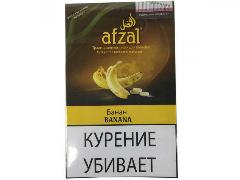 Кальянный табак Afzal Banana 40GR