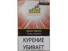 Кальянный табак Afzal Energy Sprints 40 gr