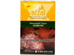 Кальянный табак Afzal Lemon Pie 40 gr