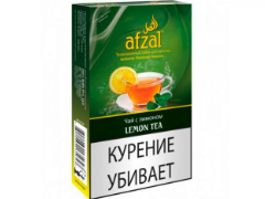 Кальянный табак Afzal Lemon Tea 40 gr