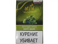 Кальянный табак Afzal Minty Grape 40 gr