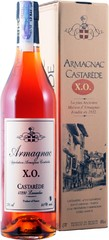Арманьяк Castarede  XO, 0.7 л.