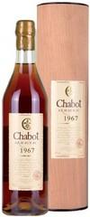 Арманьяк Chabot 1967, gift tube, 0.7 л