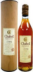 Арманьяк Chabot 1979 gift tube, 0.7 л