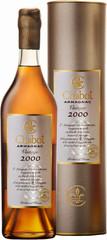 Арманьяк Chabot 2000, gift tube, 0.7 л