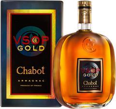 Арманьяк Chabot VSOP Gold, gift box, 3 л