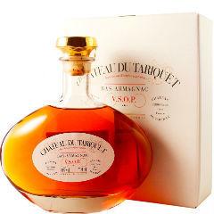 Арманьяк Chateau du Tariquet VSOP Carafe Classic gift box, 0.7 л.