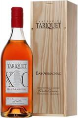 Арманьяк Chateau du Tariquet XO Bas-Armagnac AOC wooden box, 2.5 л.
