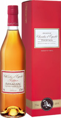 Арманьяк Chevalier d'Espalet Tradition VS, Armagnac AOC, gift box, 0.7 л