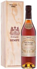 Арманьяк Sempe Vieil Armagnac 1952 , 0,7 л