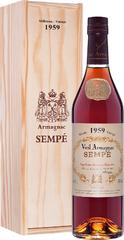 Арманьяк Sempe Vieil Armagnac 1959 , 0,7 л