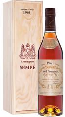 Арманьяк Sempe Vieil Armagnac 1961 , 0,7 л