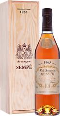 Арманьяк Sempe Vieil Armagnac 1965 , 0,7 л