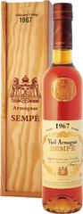Арманьяк Sempe Vieil Armagnac 1967 , 0,7 л