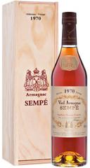 Арманьяк Sempe Vieil Armagnac 1970 , 0,7 л