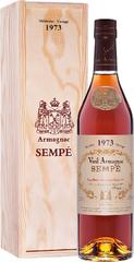 Арманьяк Sempe Vieil Armagnac 1973 , 0,7 л