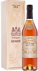Арманьяк Sempe Vieil Armagnac 1974 , 0,7 л