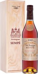 Арманьяк Sempe Vieil Armagnac 1983 , 0,7 л