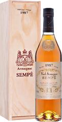 Арманьяк Sempe Vieil Armagnac 1987 , 0,7 л