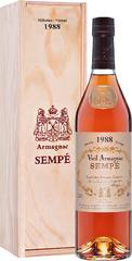 Арманьяк Sempe Vieil Armagnac 1988 , 0,7 л
