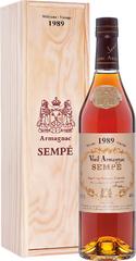 Арманьяк Sempe Vieil Armagnac 1989 , 0,7 л