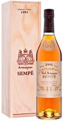 Арманьяк Sempe Vieil Armagnac 1991 , 0,7 л