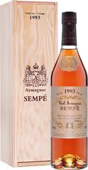 Арманьяк Sempe Vieil Armagnac 1993 , 0,7 л