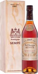 Арманьяк Sempe Vieil Armagnac 1997 , 0,7 л