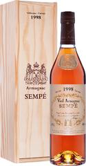 Арманьяк Sempe Vieil Armagnac 1998 , 0,7 л