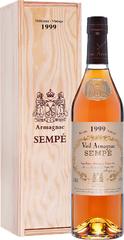 Арманьяк Sempe Vieil Armagnac 1999 , 0,7 л