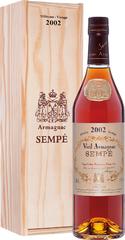 Арманьяк Sempe Vieil Armagnac 2002 , 0,7 л