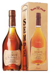 Арманьяк Sempe VSOP Armagnac gift box , 0,7 л