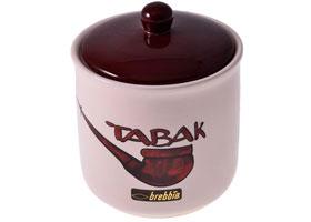 Банка для табака Brebbia Tabak