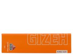Бумага для самокруток Gizeh Extra Fine King Size 33