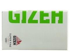 Бумага для самокруток Gizeh Magnet Super Fine 100