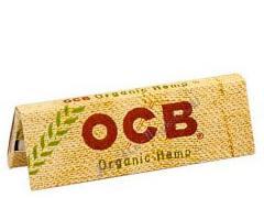 Бумага для самокруток OCB Organic Hemp