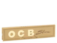 Бумага для самокруток OCB Slim Premium Oro