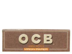 Бумага для самокруток OCB Virgin Unbleached