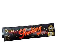 Бумага для самокруток Smoking King Size Delux