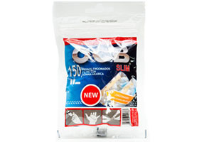 Фильтры для самокруток OCB Slim Gummed 6мм