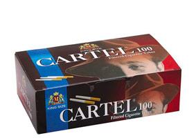 Гильзы для самокруток Cartel 100 шт