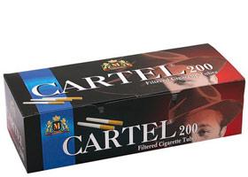 Гильзы для самокруток Cartel 200 шт