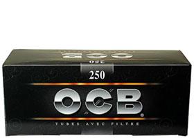 Гильзы для самокруток OCB Black 250 шт