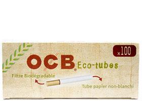 Гильзы для самокруток OCB Eco-Tubes 100 шт
