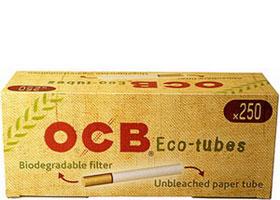 Гильзы для самокруток OCB Eco-Tubes 250 шт