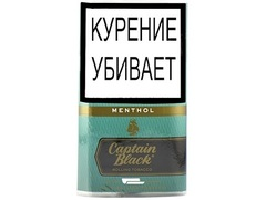Сигаретный табак Captain Black Menthol