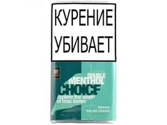 Сигаретный Табак Mac Baren Double Menthol Choice