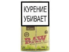 Сигаретный табак Mac Baren Raw Organic