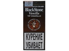 Сигариллы Black Stone Vanilla Tip