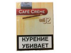 Сигариллы Cafe Creme Filter Vanilla 02